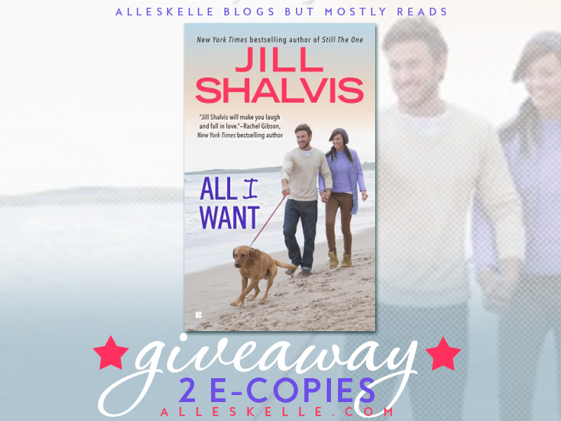 Jill_shalvis_all-I_want_alleskelle_giveA
