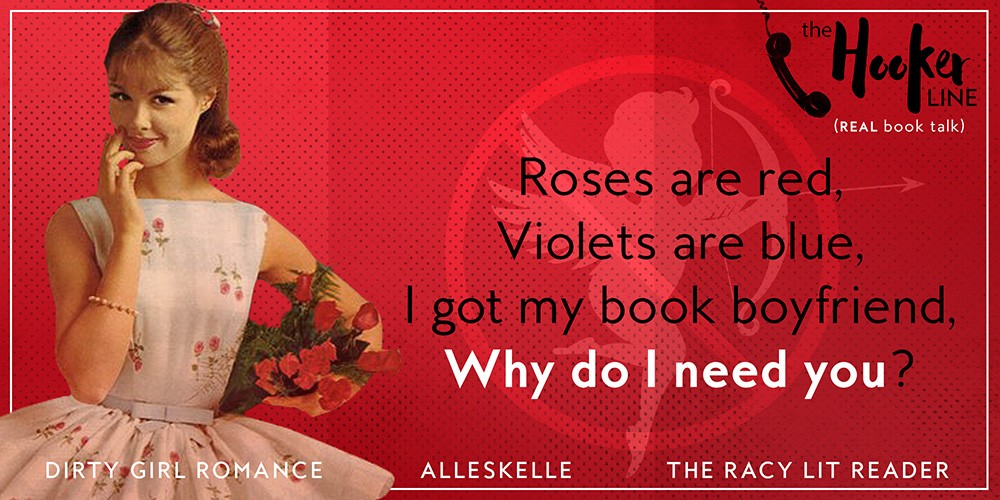 ★VALENTINES HOOKER★Roses are Red…