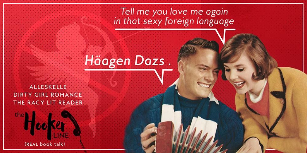 ★VALENTINE HOOKER★Häagen Dazs, my love