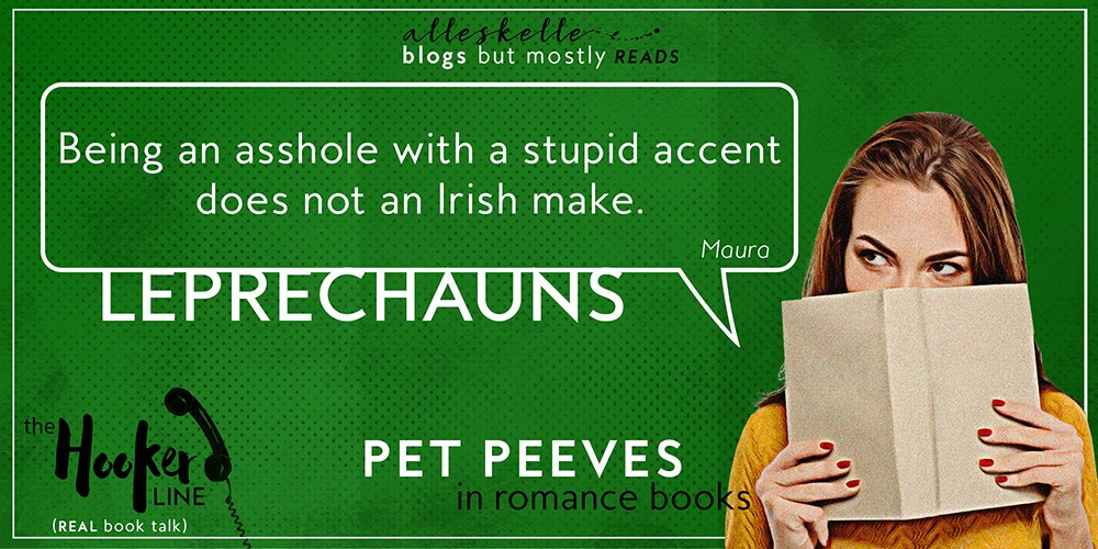 ★Tuesday Pet Peeves★Leprechauns