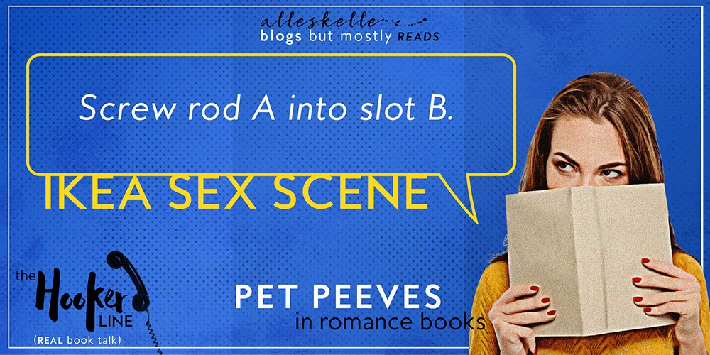 ★ROMANCE BOOK PET PEEVES★ Episode 1