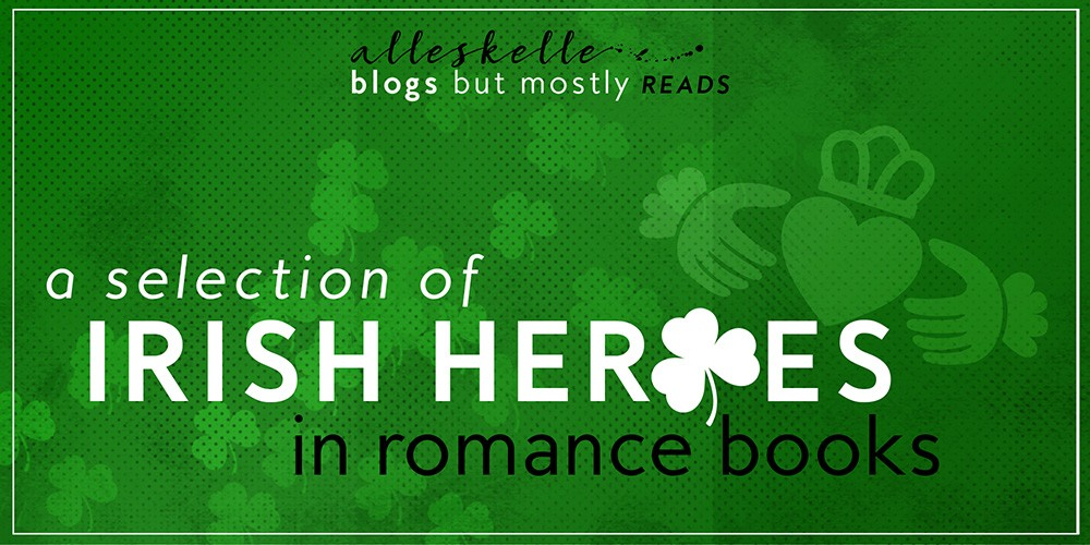 ★BOOK RECS★Irish Heroes
