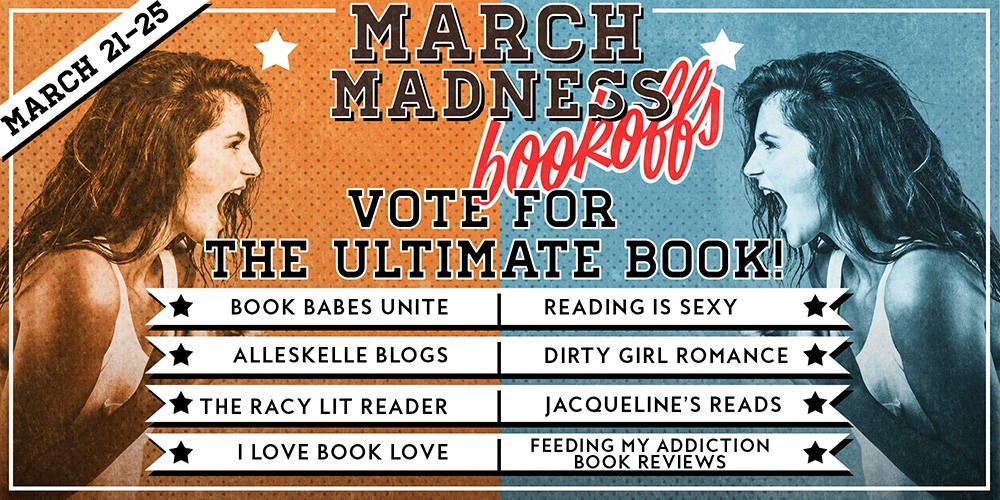 ★MARCH MADNESS BOOKOFF★ Book Battle and grand giveaway!