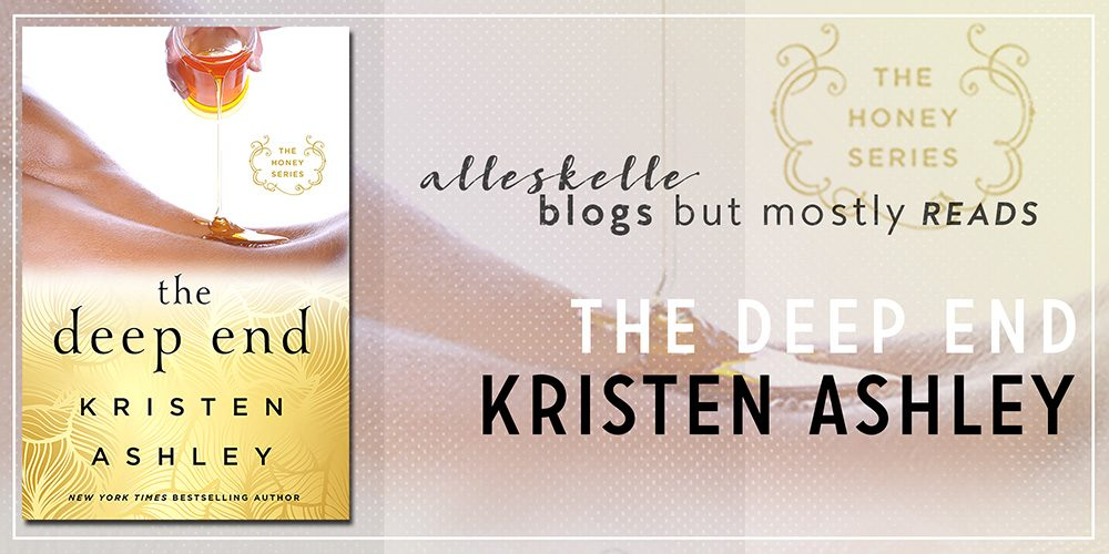 ★COVER REVEAL★ The Deep End by Kristen Ashley