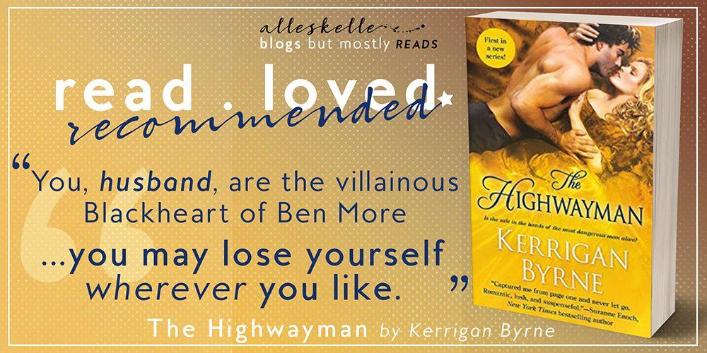 ReadLovedREcommended_highwayman_alleskelle