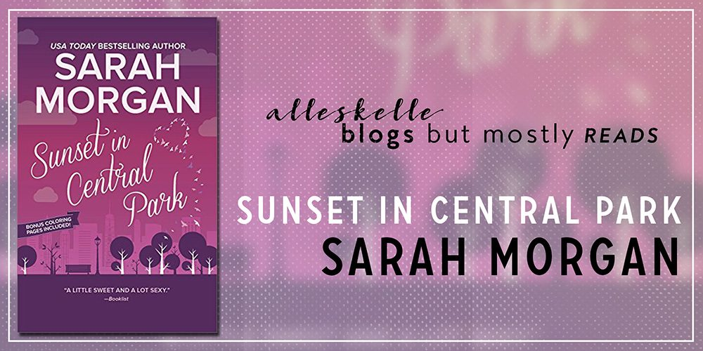 ★BOOK REVIEW + GIVEAWAY★ Sarah Morgan