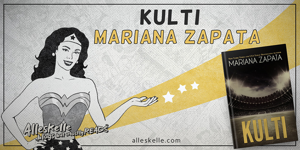 BOOK REVIEW⎜Kulti by Mariana Zapata
