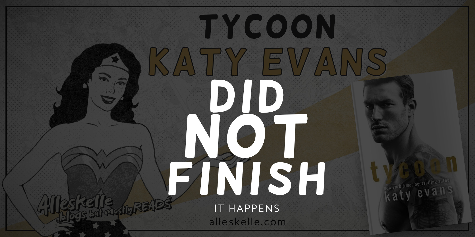 BOOK REVIEW⎜Tycoon By Katy Evans