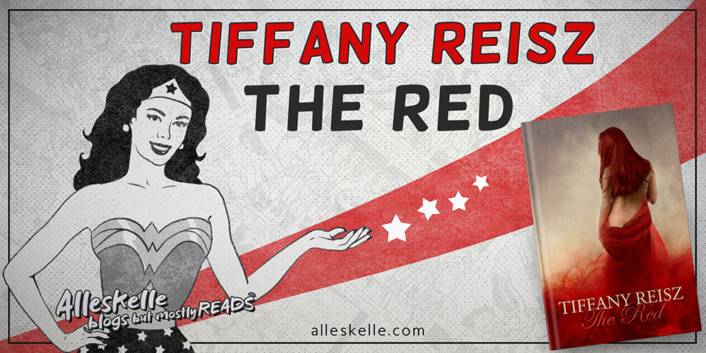 BOOK REVIEW⎜The Red by Tiffany Reisz