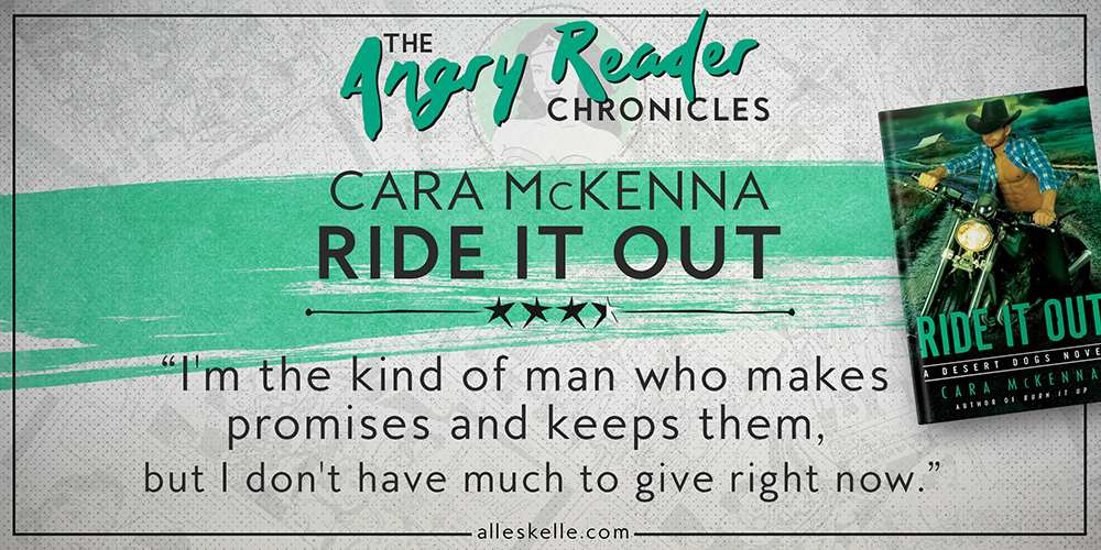 BOOK REVIEW⎜Ride It Out by Cara McKenna