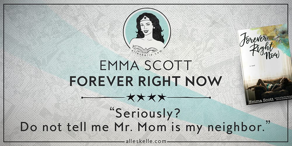 BOOK REVIEW⎜ Forever Right Now by Emma Scott