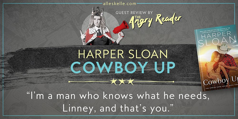 BOOK REVIEW⎜Cowboy Up by Harper Sloan