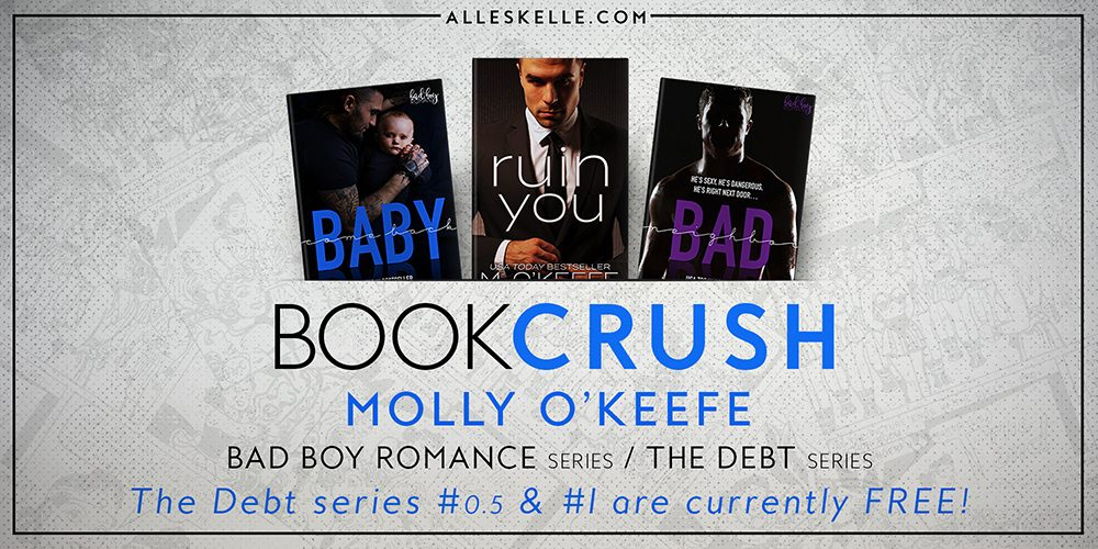 BOOK CRUSH⎜Molly O'Keefe