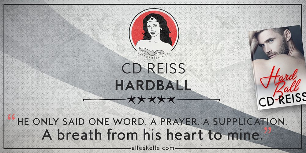 BOOK REVIEW⎜HardBall by CD Reiss