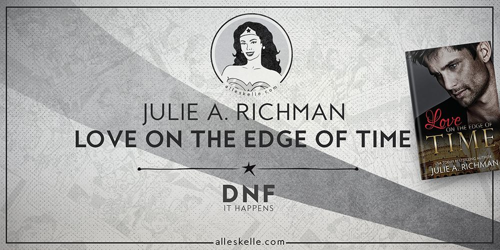 BOOK REVIEW⎜Love On The Edge Of Time by Julie A. Richman