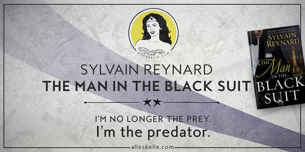 BOOK REVIEW⎜The Man In The Black Suit by Sylvain Reynard
