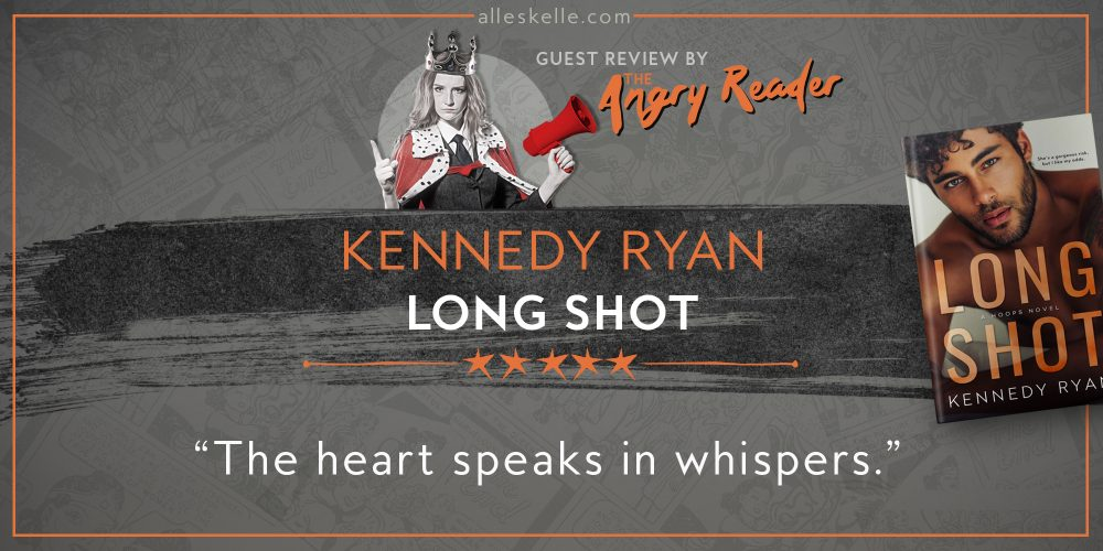 BOOK REVIEW⎜Long Shot