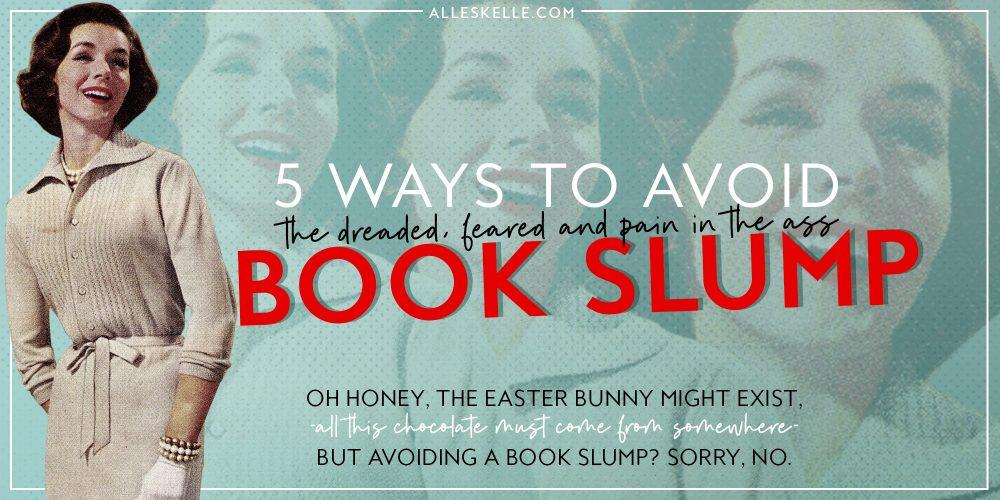 BOOK TALK ⎜Book Slump