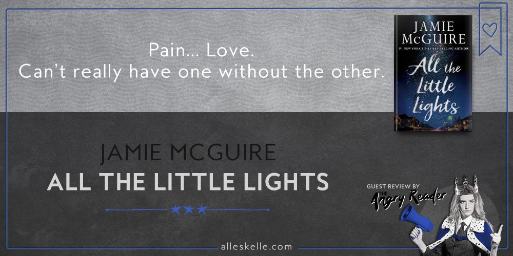 BOOK REVIEW⎜All The Little Lights by Jamie McGuire