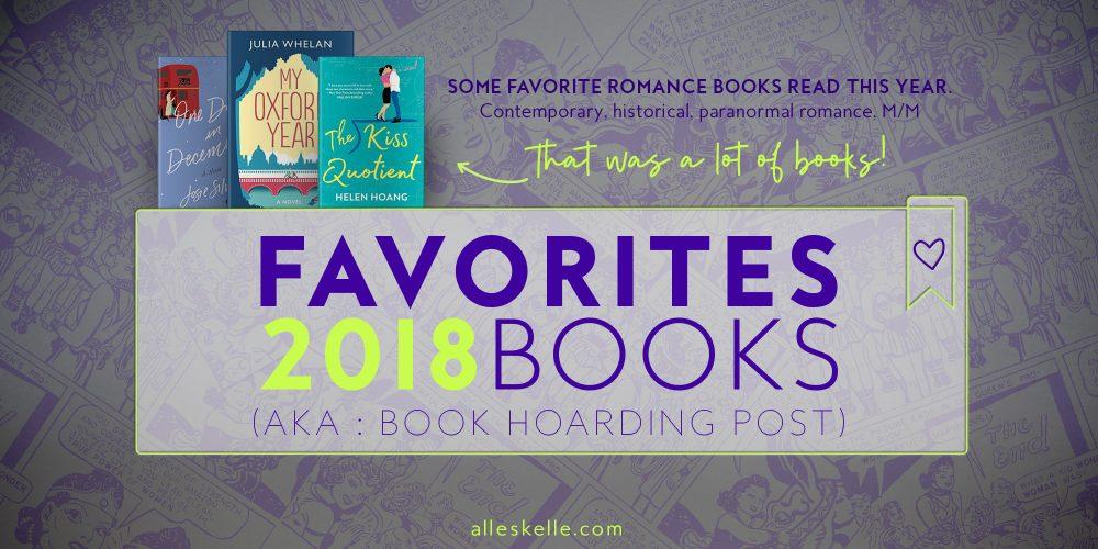 2018 Favorites!